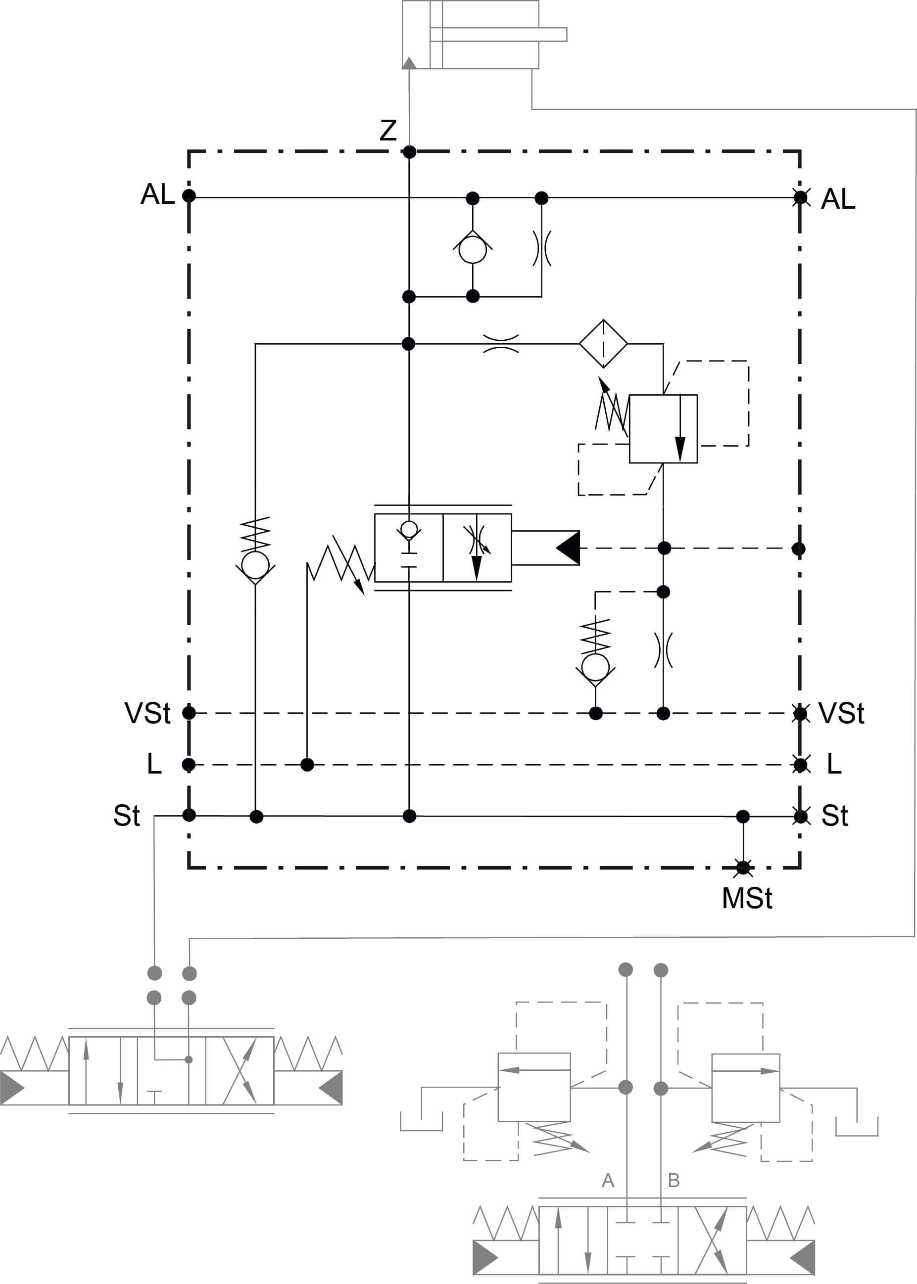 2 Schaltschema LHB 4N
