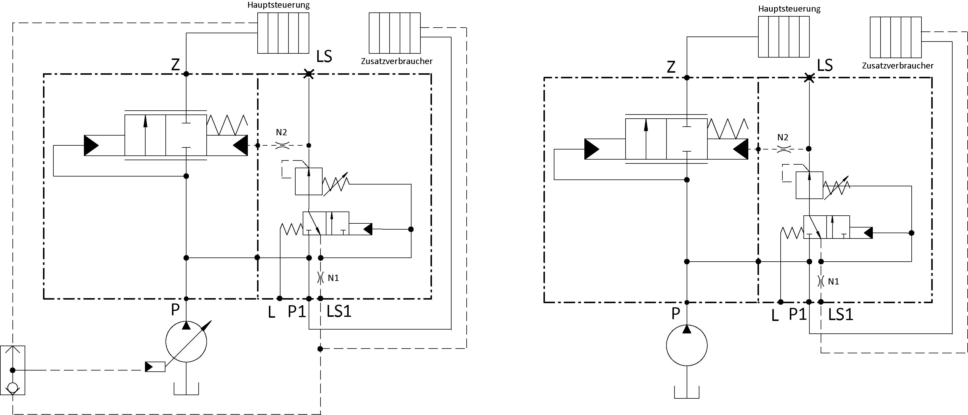 1.3 Schaltschema FC1 1D